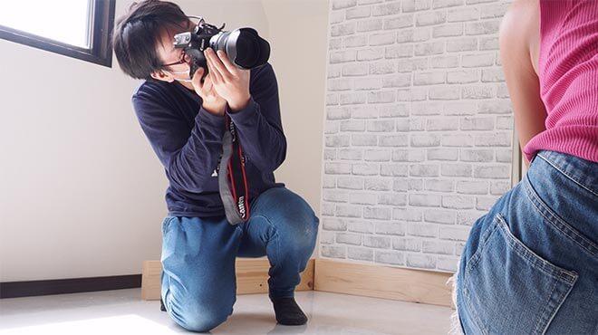 大伏カメラマン