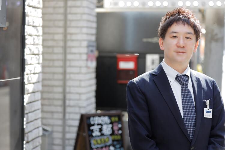 京都グループ求人情報店舗スタッフの画像